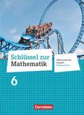 Schlüssel zur Mathematik 6. Schuljahr. Schülerbuch. Differenzierende Ausgabe Niedersachsen
