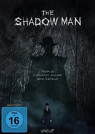 The Shadow Man, 1 DVD