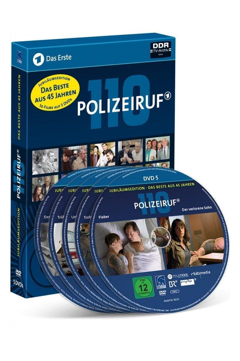 Polizeiruf 110 Peter Borgelt