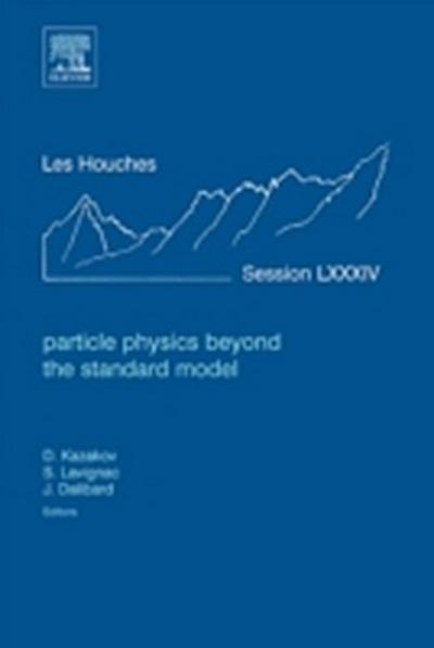 Particle Physics beyond the Standard Model