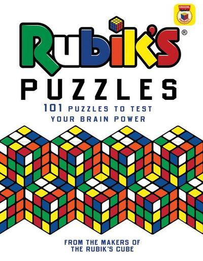 Rubik's Puzzles: 101 Puzzles to Test Your Brain Power