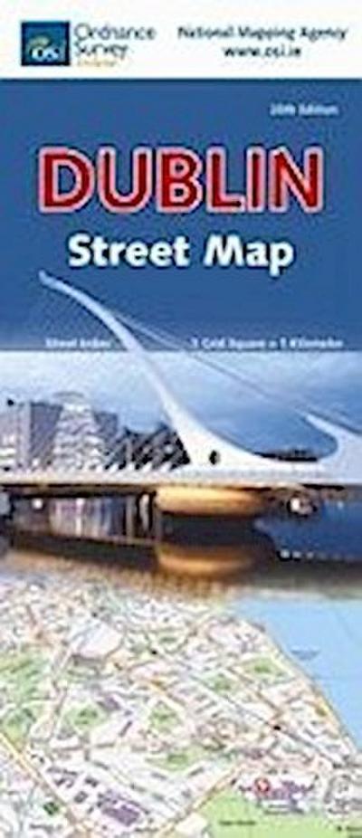Dublin Street Map  1 : 20 000