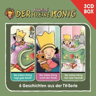 Der kleine König 1 - 3. 3 CDs