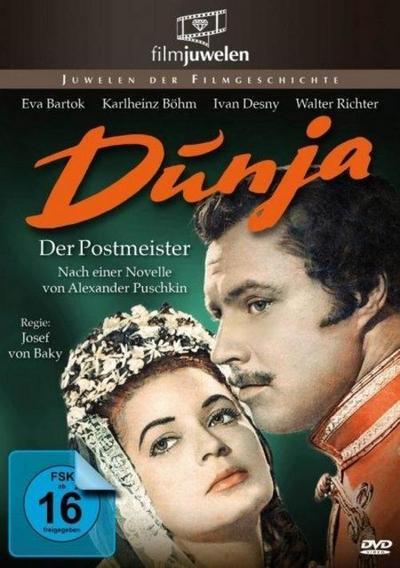 """Dunja - nach der Erzählung """"Der Postmeister"""" von Alexander Puschkin"""