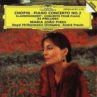 Chopin: Piano Concerto No.2 In F Minor, Op. 21, 24 Preludes, Op. 28