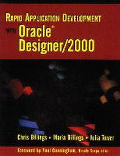 Rapid Application Development with Oracle Designer/2000