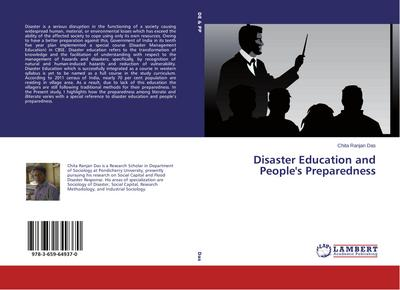 Disaster Education and People's Preparedness