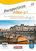Perspectives  - Allez-y! A1. Kurs- und Übungsbuch Französisch mit Lösungsheft und Vokabeltaschenbuch