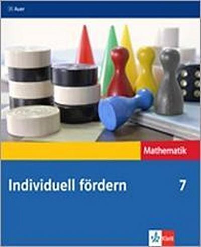 Individuell fördern Mathematik. Ordner mit CD-ROM und Schülerbegleitbuch 7. Jahrgangsstufe