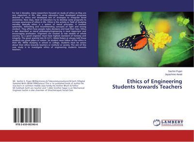 Ethics of Engineering Students towards Teachers