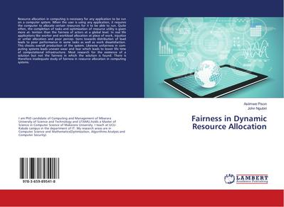 Fairness in Dynamic Resource Allocation