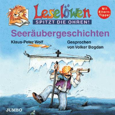 Seeräubergeschichten, 1 Cassette