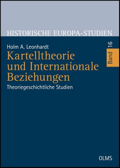Kartelltheorie und Internationale Beziehungen