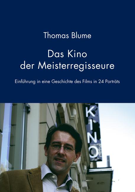 Das Kino der Meisterregisseure Thomas Blume