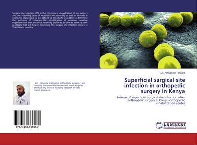 Superficial surgical site infection in orthopedic surgery in Kenya