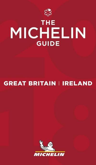 Michelin Guide Great Britain & Ireland 2018