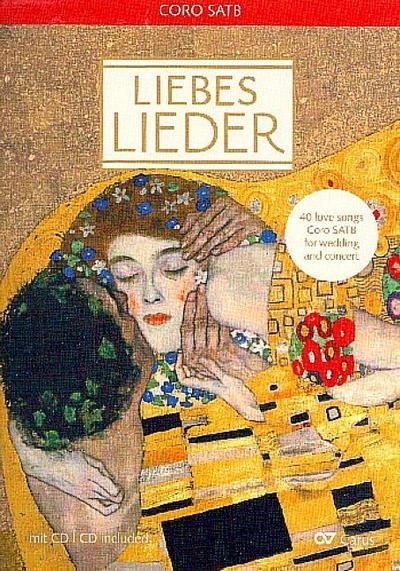 Liebeslieder. Chorbuch