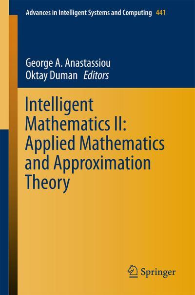 Intelligent Mathematics II: Applied Mathematics and Approximation Theory