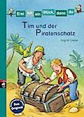 Minibücher für die Schultüte - Erst ich ein Stück, dann du - Tim und der Piratenschatz