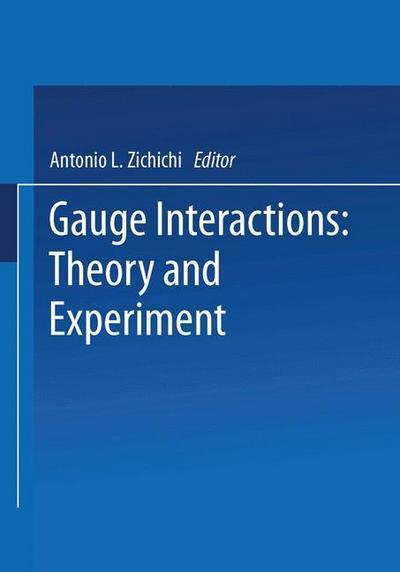 Gauge Interactions