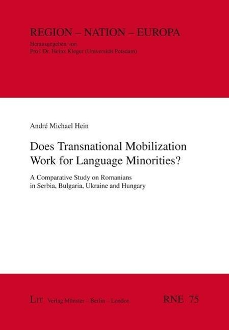 Does Transnational Mobilization Work for Language Minorities? André Michael ...