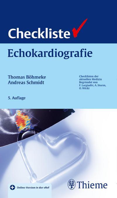 Checkliste Echokardiografie