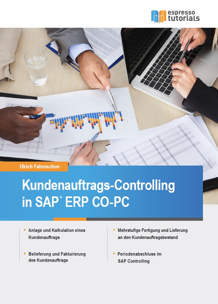 Kundenauftrags-Controlling in SAP CO-PC Ulrich Fahrnschon