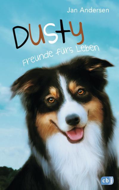 Dusty - Freunde fürs Leben; Die Dusty-Reihe; Deutsch; s/w Vignetten