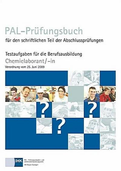 PAL-Prüfungsbuch Chemielaborant
