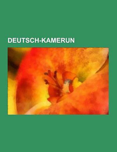 Deutsch-Kamerun