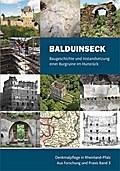 Balduinseck: Baugeschichte und Instandsetzung einer Burgruine im Hunsrück (Denkmalpflege in Rheinland-Pfalz)