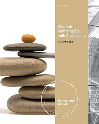 Discrete Mathematics with Applications, International Edition