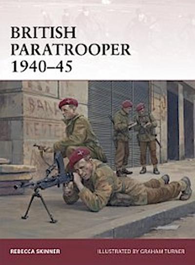 British Paratrooper 1940 45