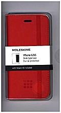 Moleskine Klassische Tasche für Iphone 6/6S, Scharlachrot
