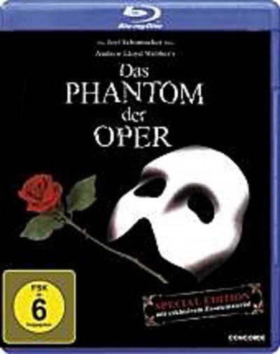Das Phantom der Oper, 1 Blu-ray (Special Edition)