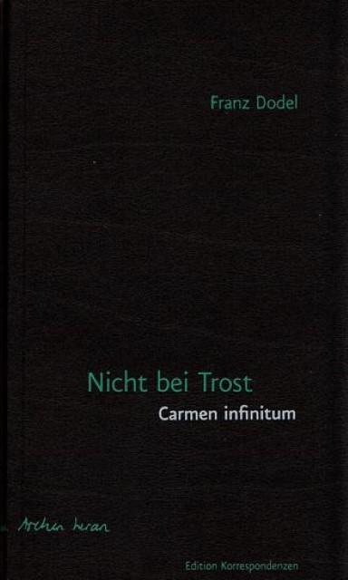 Nicht bei Trost, Franz Dodel