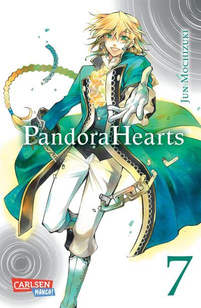 Pandora Hearts. Bd.7