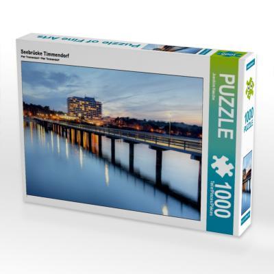 Seebrücke Timmendorf (Puzzle)