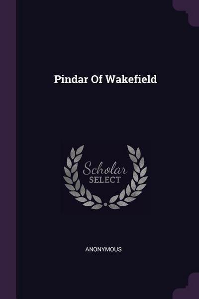 Pindar of Wakefield
