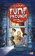 Fünf Freunde jagen die Entführer (Einzelbände, Band 13)