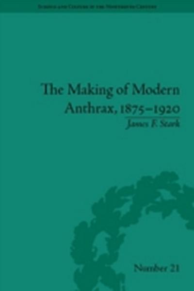 Making of Modern Anthrax, 1875-1920