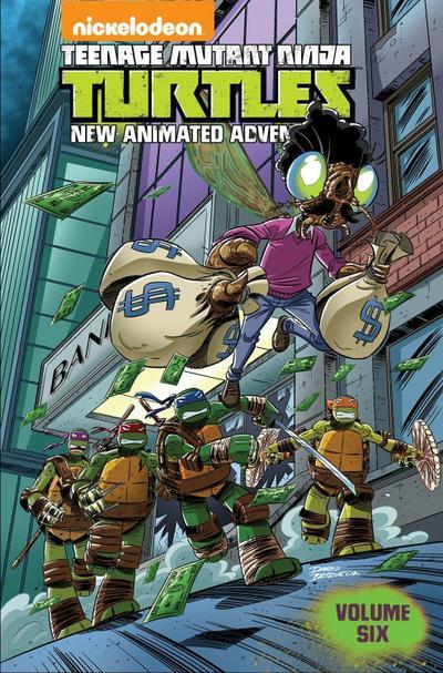 Teenage Mutant Ninja Turtles: New Animated Adventures, Volume 6