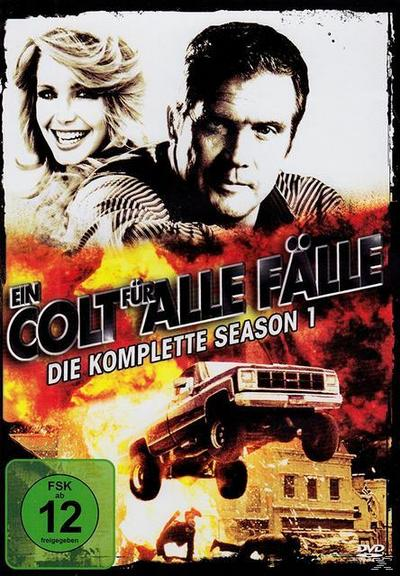 Ein Colt für alle Fälle - Season 1 DVD-Box