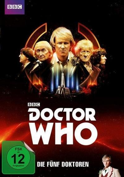 Doctor Who - Die Fünf Doktoren