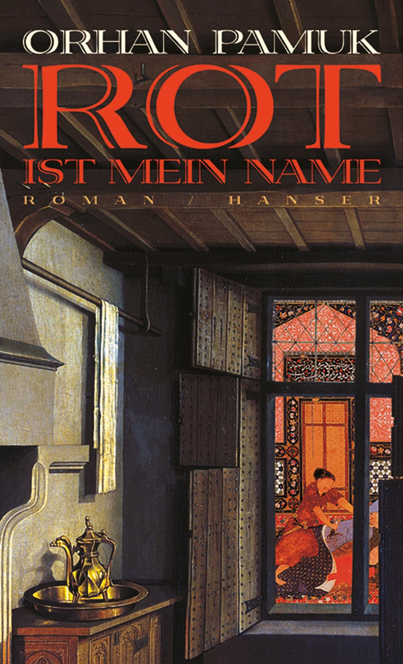 NEU Rot ist mein Name Orhan Pamuk 200579