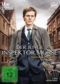 Der junge Inspektor Morse - Staffel 1 und Pilotfilm