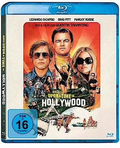 Once Upon a Time in... Hollywood, 1 Blu-ray