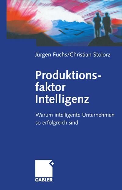 Produktionsfaktor Intelligenz