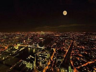 London bei Nacht - 200 Teile (Puzzle)