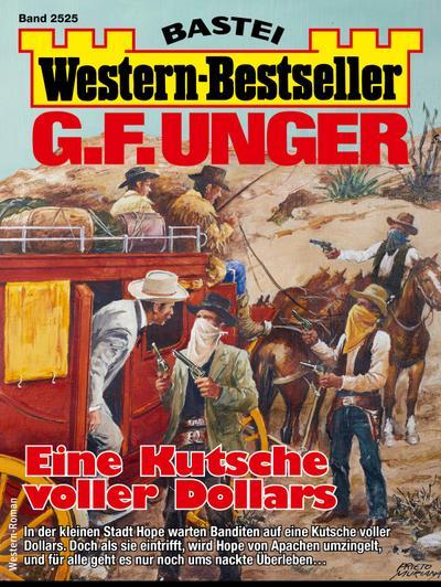 G. F. Unger Western-Bestseller 2525